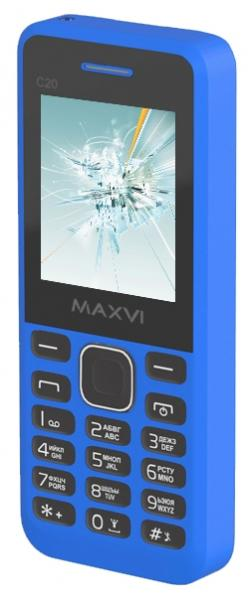 Телефон MAXVI C20 Red